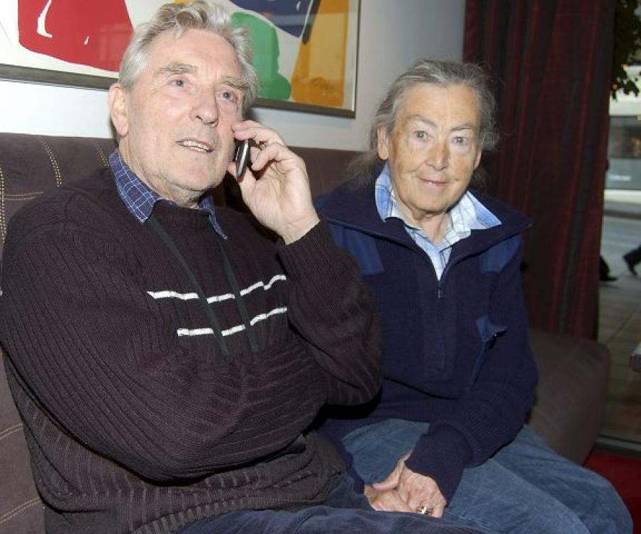 Kari og Bjørn Holta