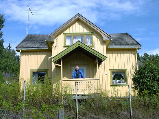 Hus 1950-tallet